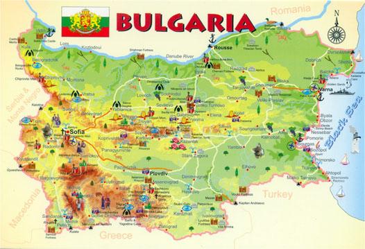 Болгария - солнечная страна
