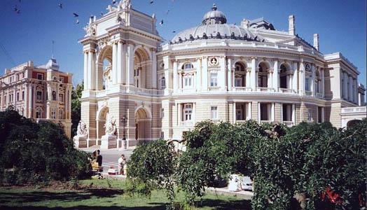 Опера в Одессе