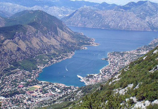 Черногория - край природной конституции