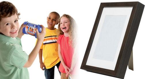 фото рамка с детьми