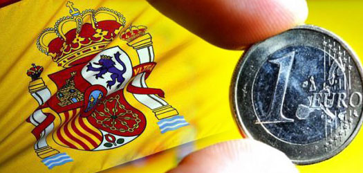банки и деньги Испании