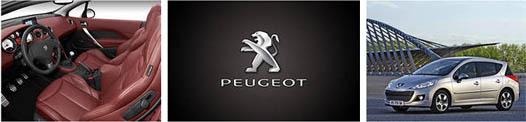Peugeot марка Европы среди авто