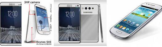 new Galaxy S 4