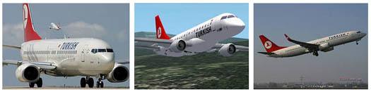 Турция и авиалинии