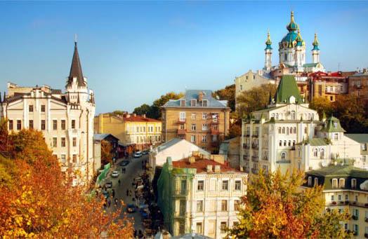 дома под Киевом