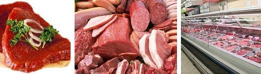 мясная продукция на рынках России