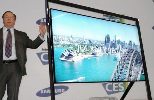 Телевизор Samsung 85 дюймов