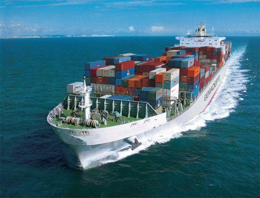 Грузоперевозки на морском транспорте