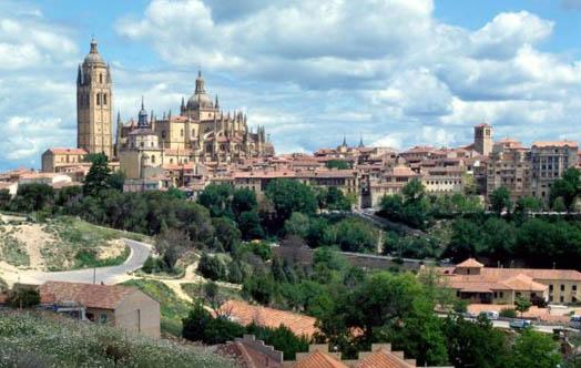 рынок Испании с домами недвижимости