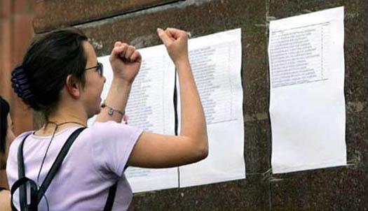 выбор вуза и успешная сдача экзаменов