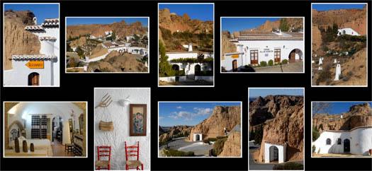 необычная гостиница - Cuevas Pedro Antonio De Alarcón