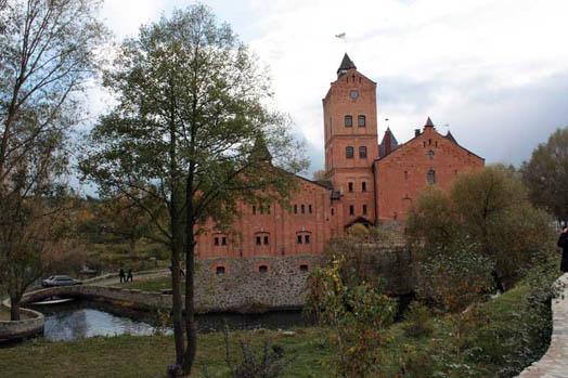Замок в Радомышле