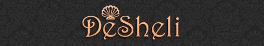 Косметика Desheli логотип