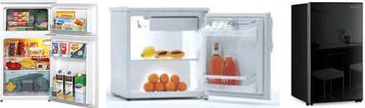 компактные холодильники
