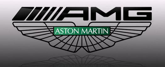 Mercedes AMG и Aston Martin