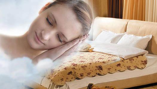 сон и кровать