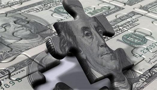 экономика США в долларе