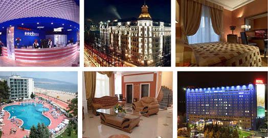 фото отелей мира
