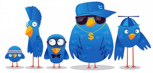 twitter бизнес модели в логотипах