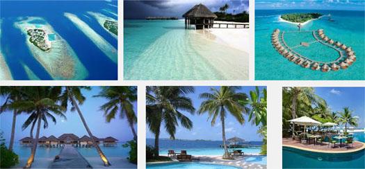 Мальдивы во всей красе