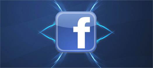 facebook интересный логотип