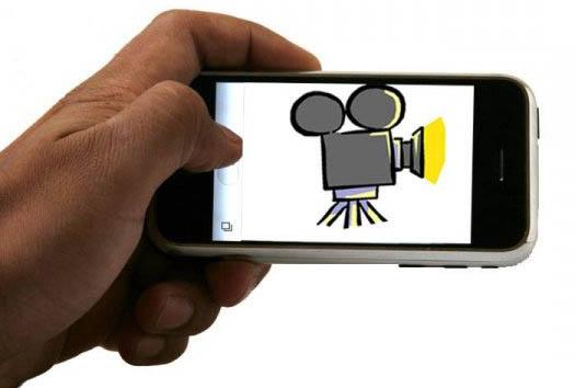 видео возможность iphone