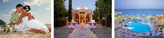 Свадебное путешествия на Кипре