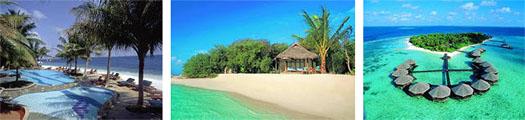 Мальдивы на островах