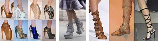 обувная мода