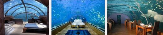 отель под водой Жюль Верна