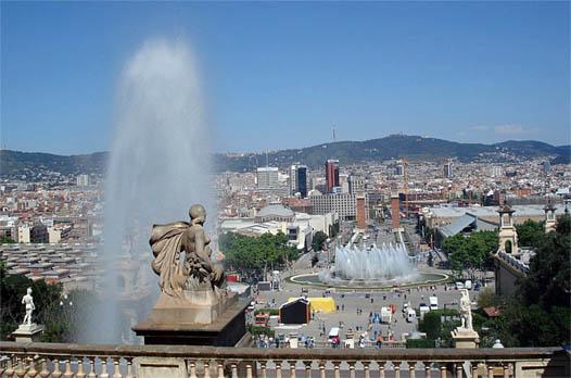 фотография из Барселоны