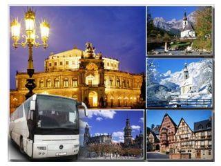 автобусные туры в Европу из Киева
