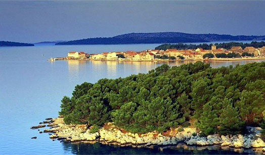 берег Хорватии