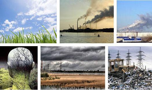 пагубная экология для мира