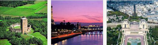 Франция и ее регионы