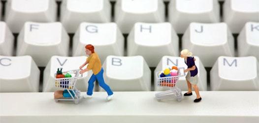 покупки онлайн в магазине