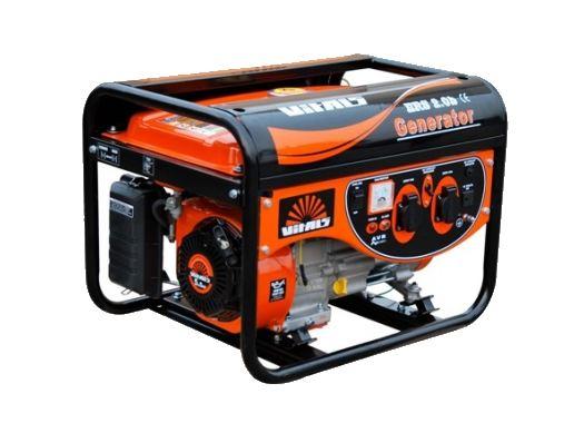 генератор vitals