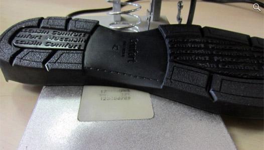 нумерация обуви