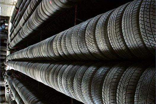 шины на складе