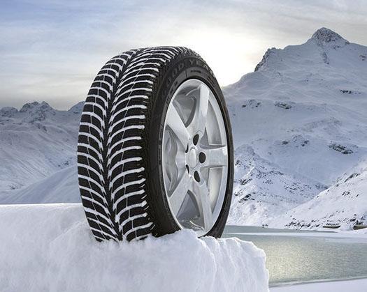 Goodyear шины на зиму