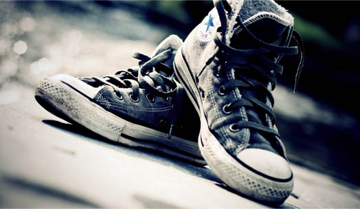 обувь и анализа низа ее
