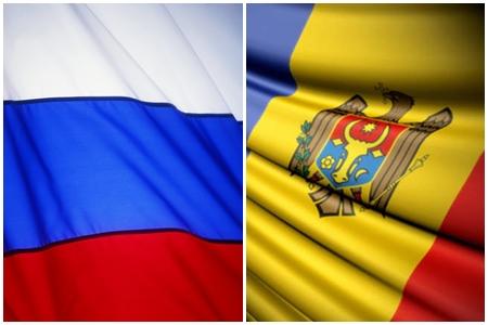 Молдавия и Россия вместе