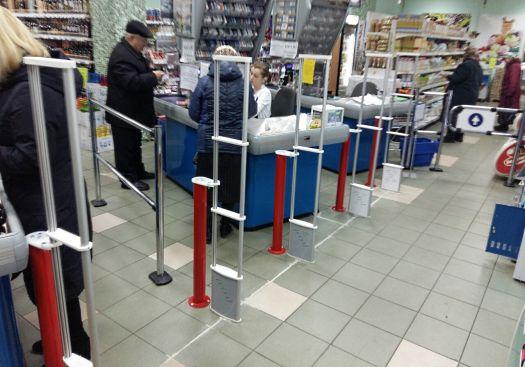 Антикражные системы для магазинов