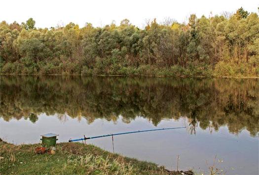 рыбалка псел полтава
